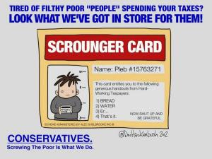 scroungercard