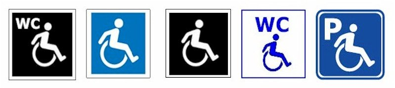 Rethinking The Universal Wheelchair Icon Of Access And Disability